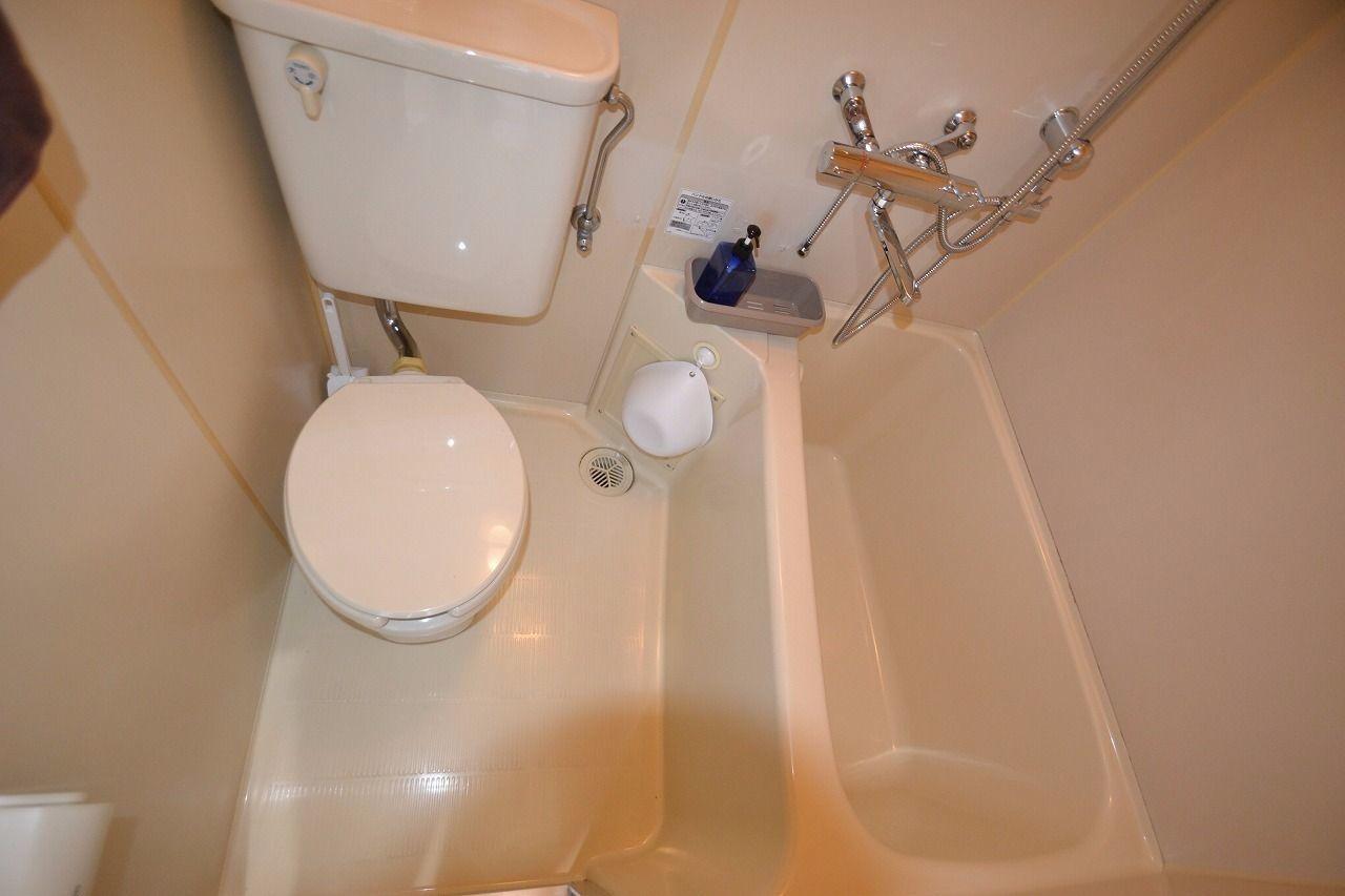 サーモスタットシャワー水栓に変更しました!温度調整が楽々です!