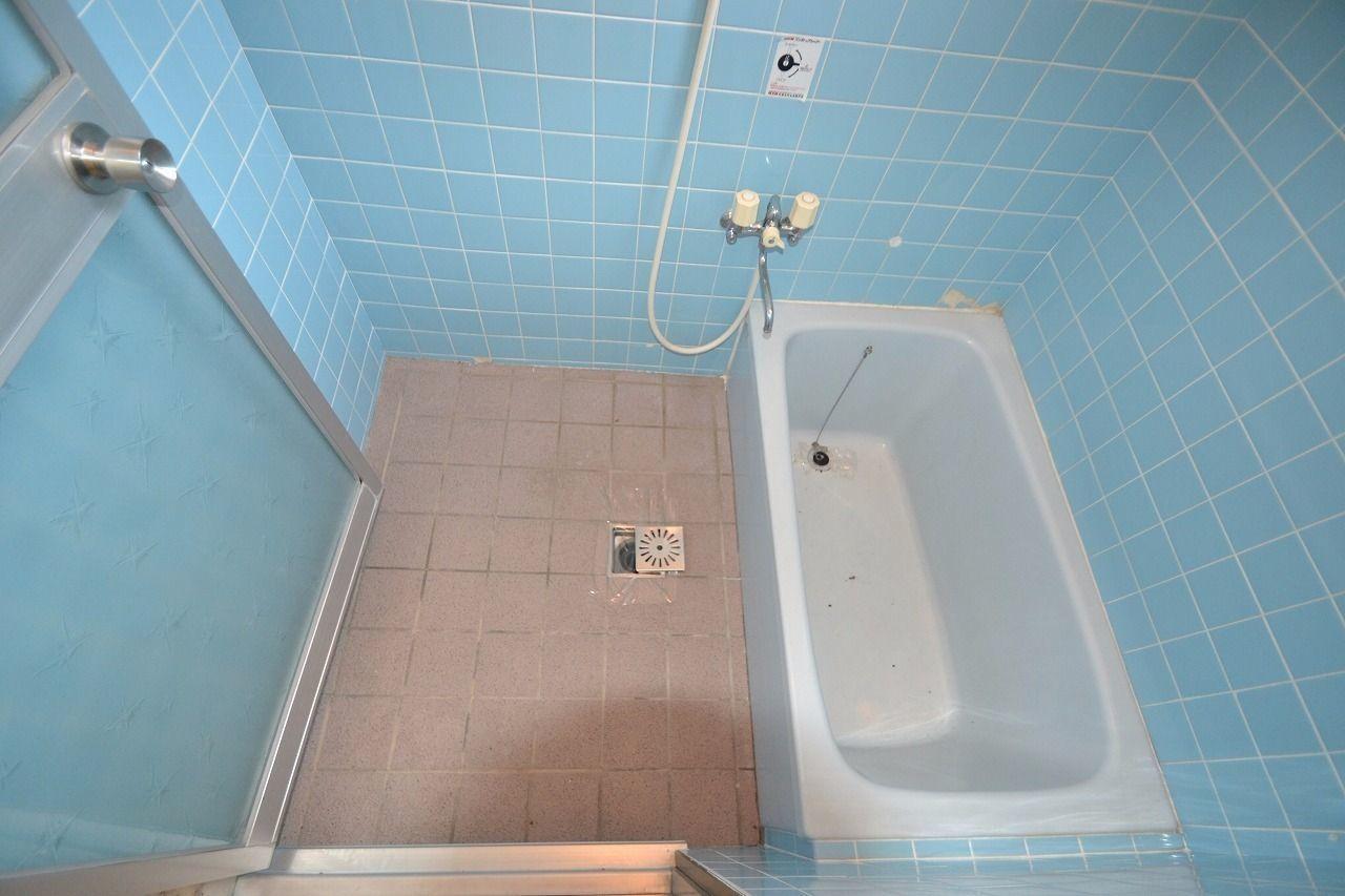 浴槽も洗い場も広いのが特徴!