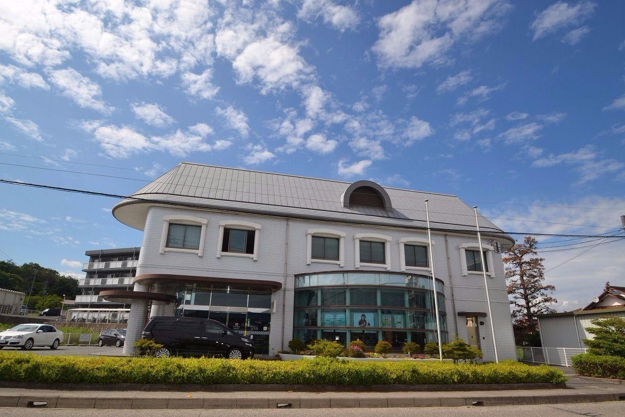 一番近い銀行です! 広島県の第二地銀です。