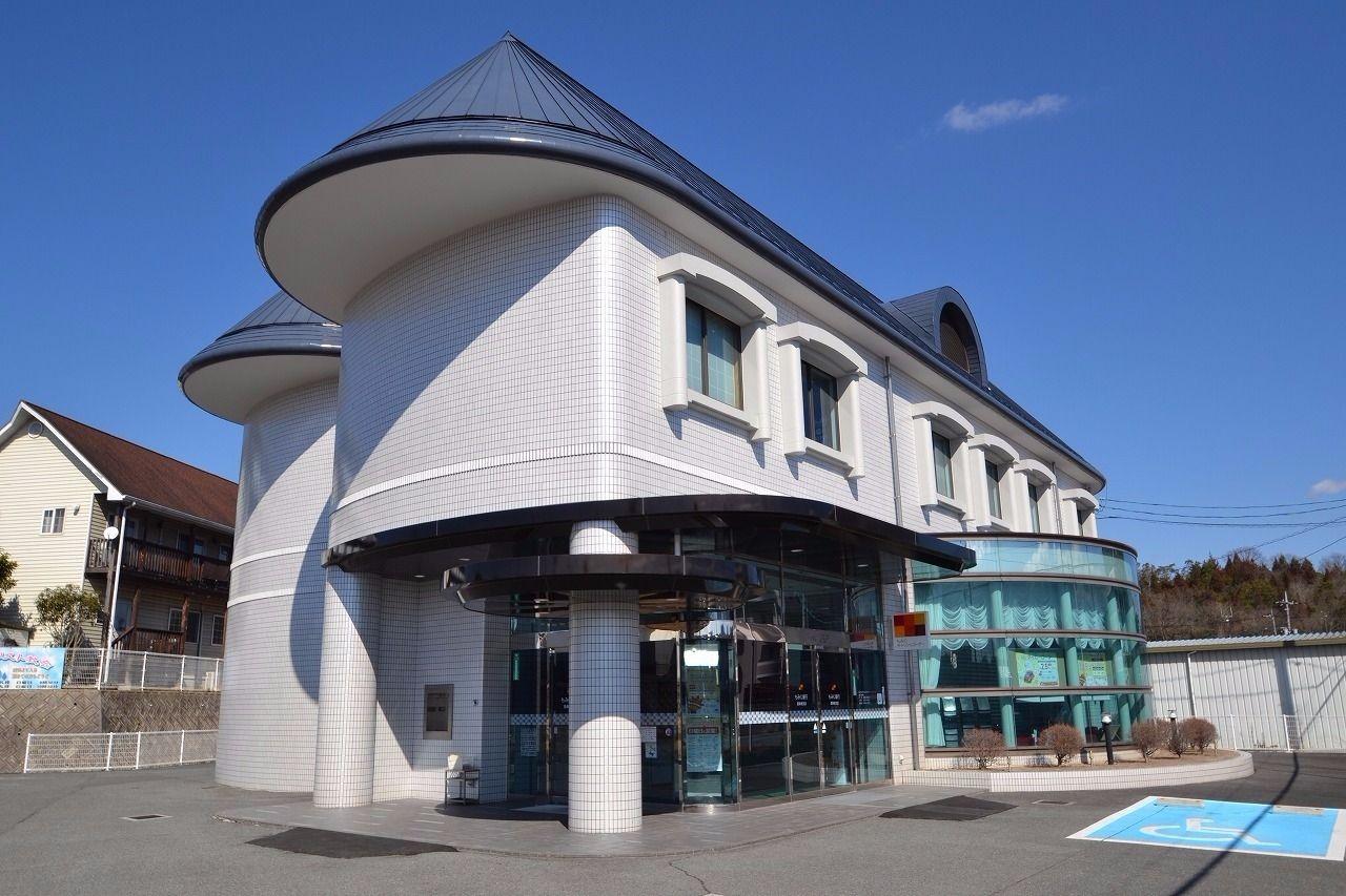 広島県の第2地銀。この周辺にお店が集中してます。