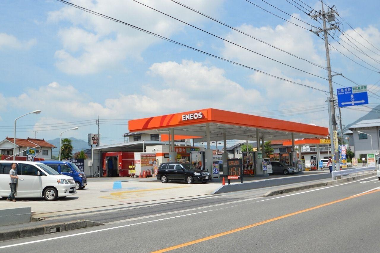 一番近くのガソリンスタンド