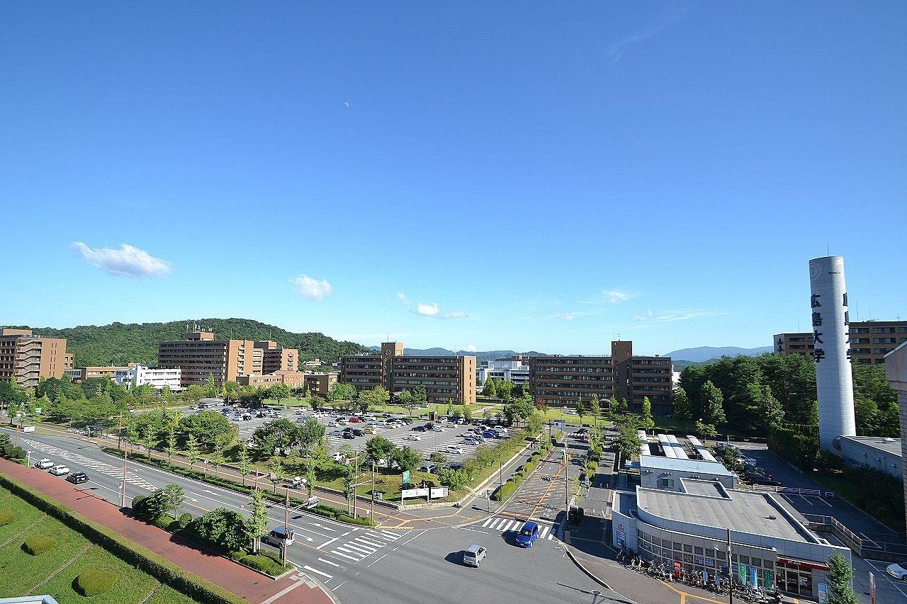 広島大学東広島キャンパスの写真