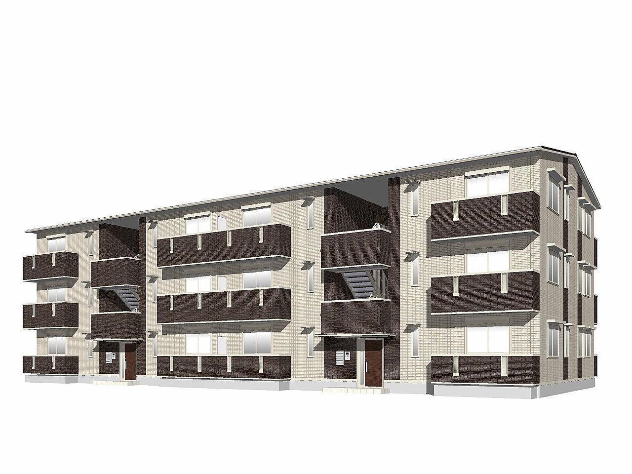 西条町下見に新築賃貸アパートができます!