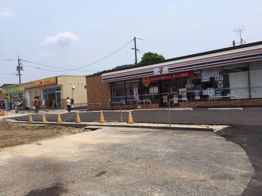 セブンイレブン東広島西条下見店が移転オープンします!