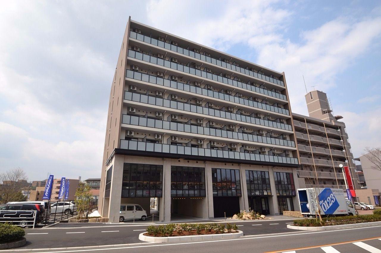 カレッジコート広島大学前のテナントのご紹介です!
