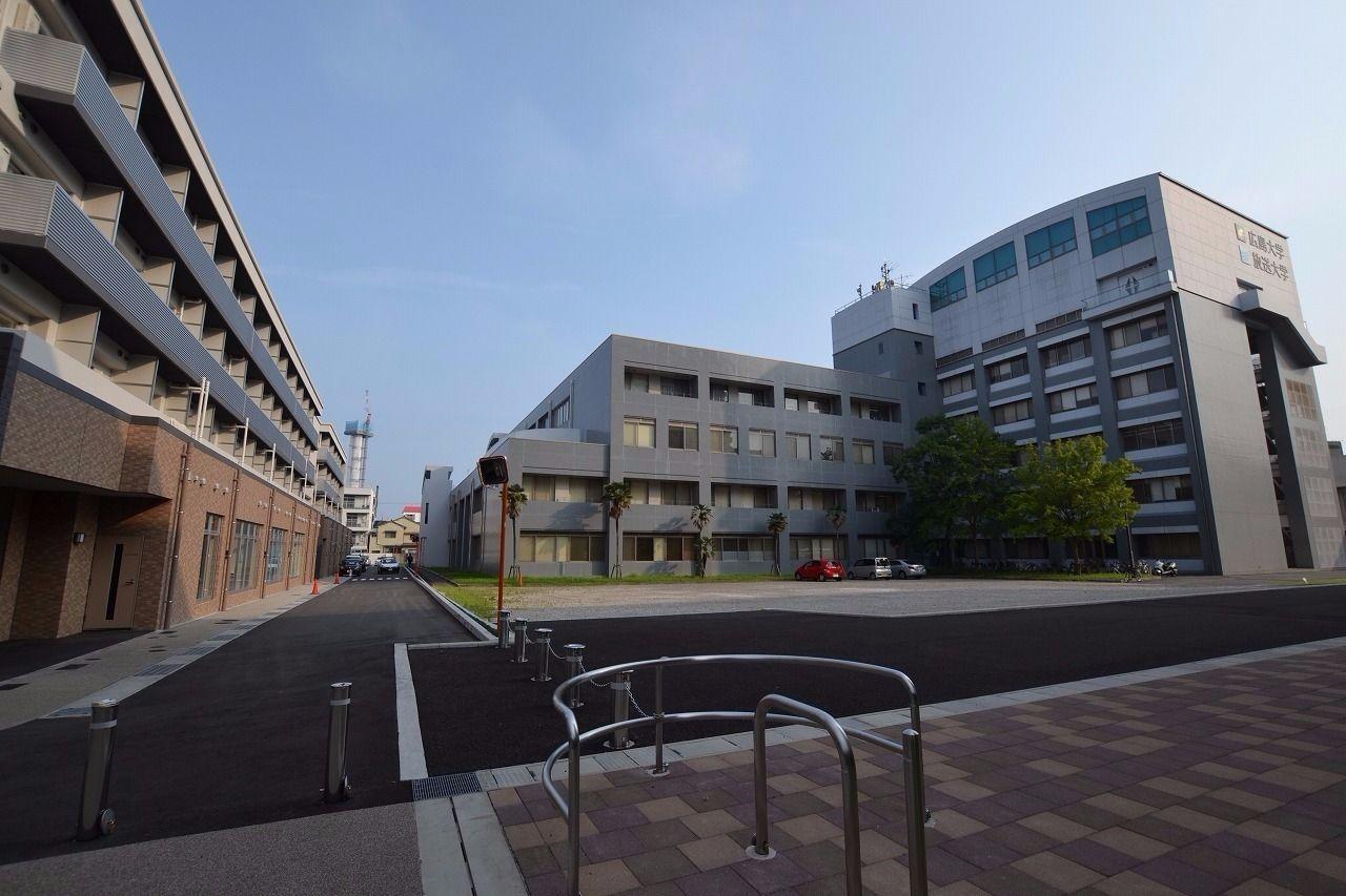 広島大学東千田キャンパスと事実上同じ敷地