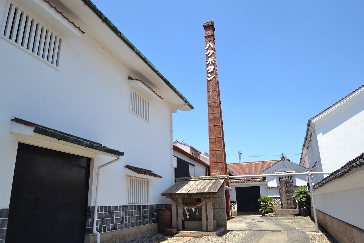 日本の「20世紀遺産20選」に西条の酒造施設群が選ばれる