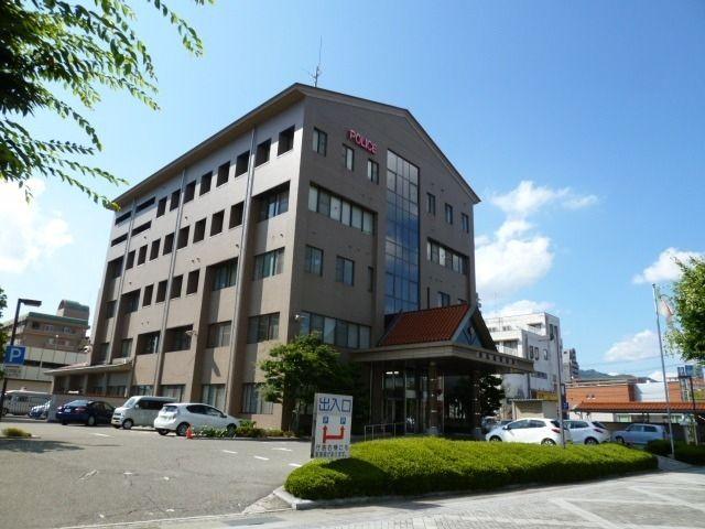 東広島市唯一の警察署である