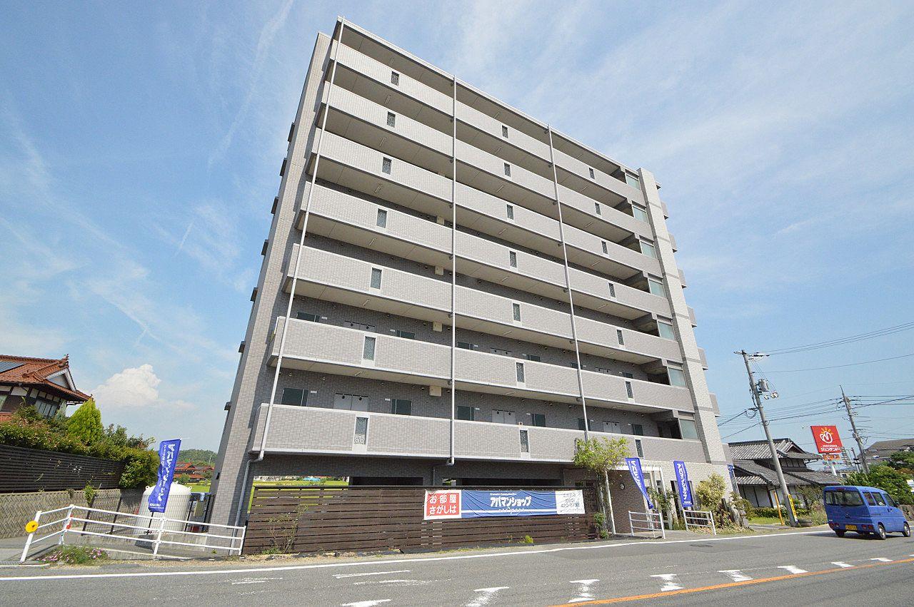 東広島市黒瀬町の賃貸マンションをご紹介!